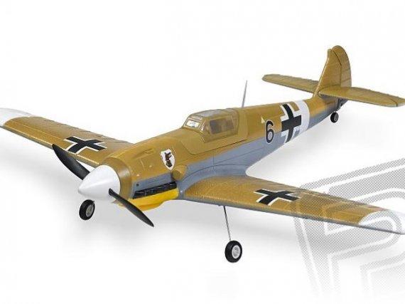 Messerschmitt BF-109 (Baby WB) ARF