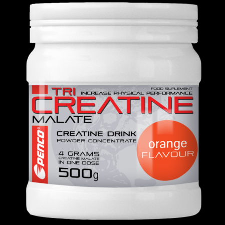Kreatin nápoj TRICREATIN MALÁT Pomeranč