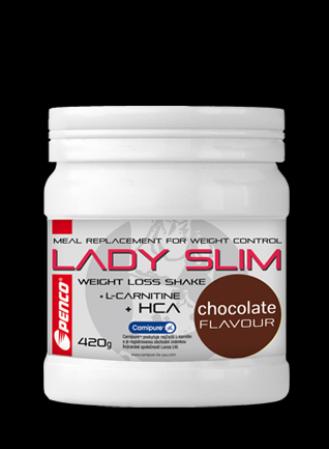 Koktejl na hubnutí LADY SLIM Čokoláda