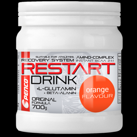 Regenerační nápoj RESTART DRINK Pomeranč