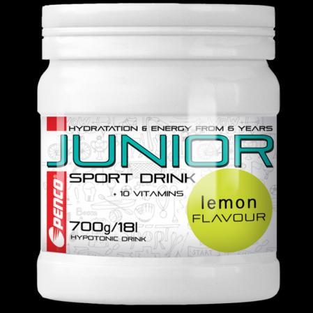 Iontový nápoj pro děti JUNIOR SPORT DRINK 700G Citron