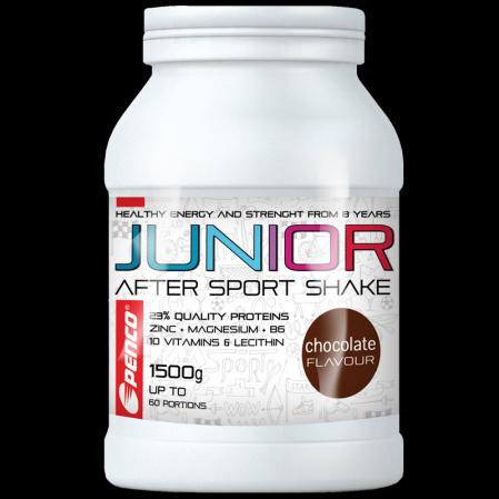 Regenerační nápoj pro juniory JUNIOR AFTER SPORT SHAKE 1500G Čokoláda