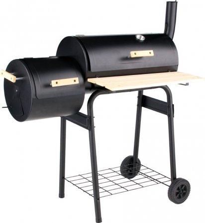 Gril SMOKER na dřevěné uhlí (99513)