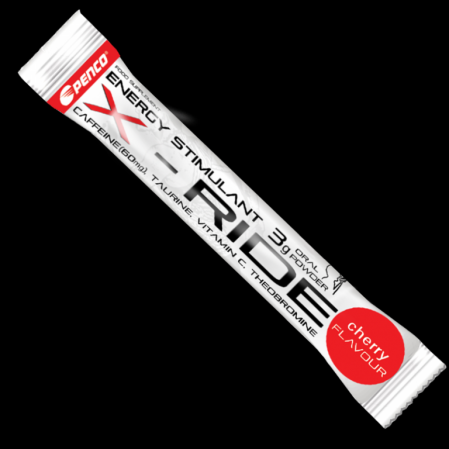 Energy stimulant X-RIDE STICK Cherry