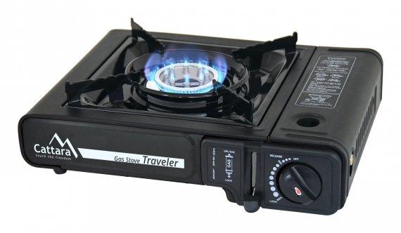 Plynový vařič Traveler