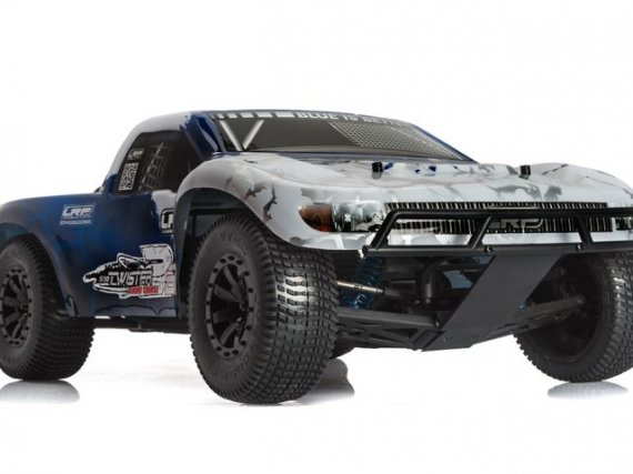 LRP S10 Twister Brushless 2wd SC RTR - 1/10 Short Course Truck s 2,4GHz RC soupravou