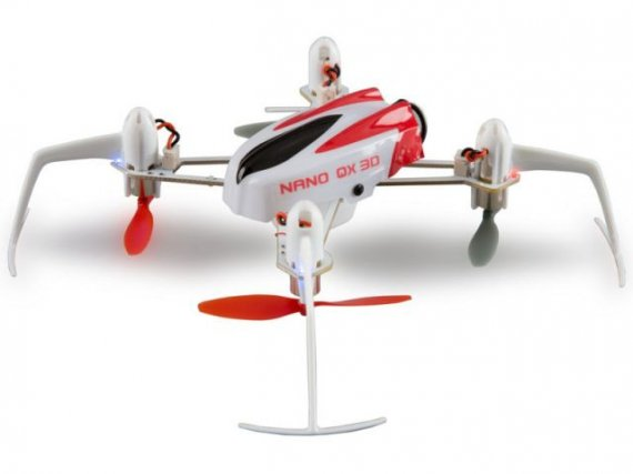 Blade Nano QX 3D Bind & Fly