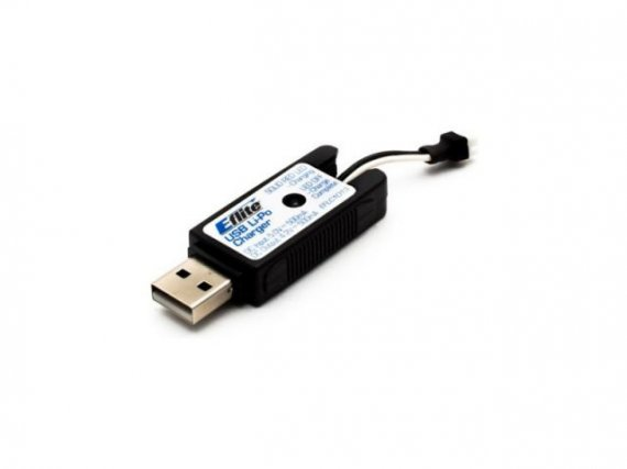 Nabíječ USB 1-článek LiPol 500mA UMX