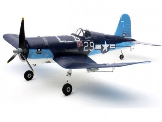 Micro F4U Corsair AS3X Bind & Fly