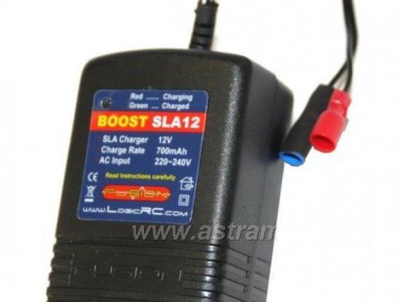 Nabíječ Fusion Boost Sla12 12V Pb 0-700mA Auto AC
