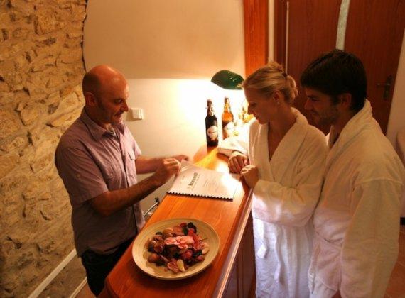 Pivní lázně Bernard, prodloužená koupel ( 1 pivní vana) hotel Metamorphis
