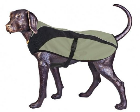 Arma-Doggo - bunda pro psy - Khaki/ Blk - Large