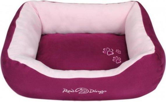 Pelech RD s okrajem 45 x 60 cm - fialová/růžová