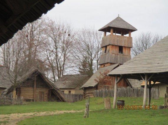 Skanzen - Velká Morava z klubu Grešlička