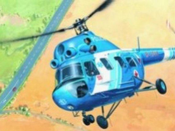 Vrtulník Mi 2 Policie Klikklak