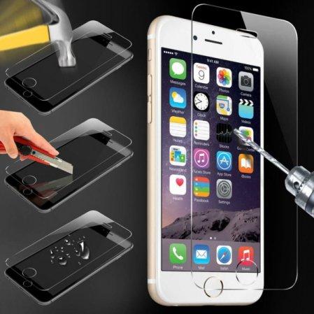 Temperované, tvrzené sklo na iPhone 6/6s , iPhone 7