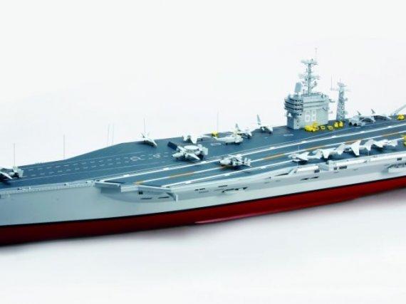 Letadlová loď USS NIMITZ