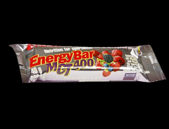 Energetická tyčinka ENERGY BAR Lesní plody v jogurtu