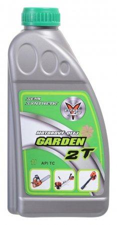 Olej GARDEN 2T API TC