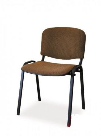 Kancelářská židle ISO - hnědá