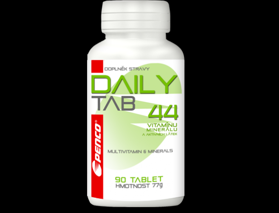 Multivitamin s minerály DAILY TAB 44 90 tablet