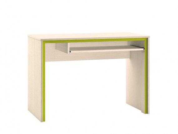 Stůl počítačový dětský zelený BONTI 13
