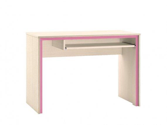 Stůl počítačový dětský růžový BONTI 13