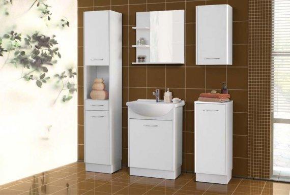Koupelnová sestava NANCY bílá