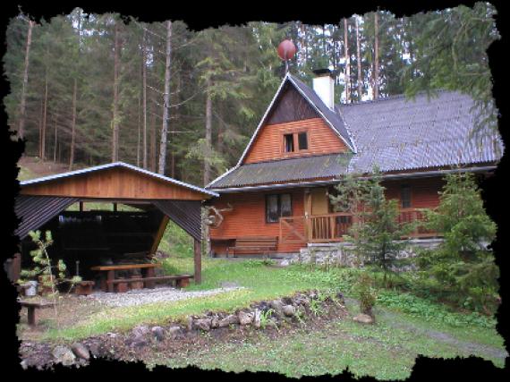 Rekreační ubytování v chatě- Nízke Tatry, Liptovský Ján, Jánska dolina