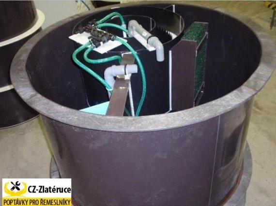 Domovní čistírna (15-25 osob) odpadních vod EK-S25