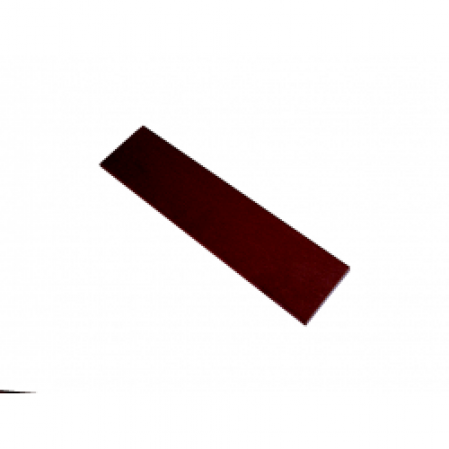 Ukončovací lišta Biwood rovná (teak, bangkirai, wenge, ebony grey)