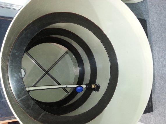 NKL8EK objem 8 m3 s technologií NDA pro využití vody na zahradě
