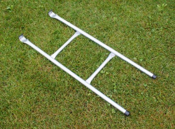 Schůdky na trampolínu 244 - 305 cm