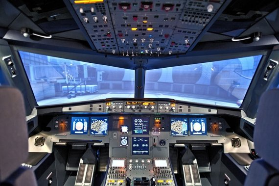 (30 minut) Zážitek na leteckém simulátoru AIRBUS A320