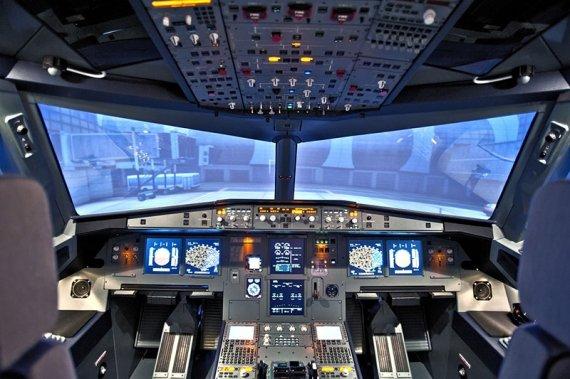 (60minut) Zážitek na leteckém simulátoru AIRBUS A320
