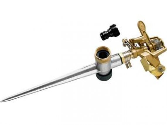 Postřikovač pulzní kovový s mosaznými částmi