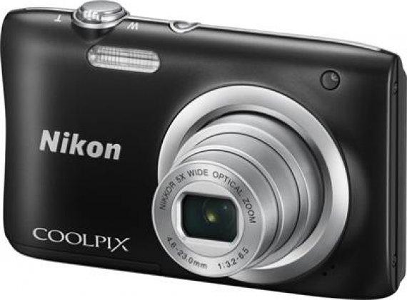 Nikon COOLPIX A100 - fotoaparát 20Mpx, 5xzoom