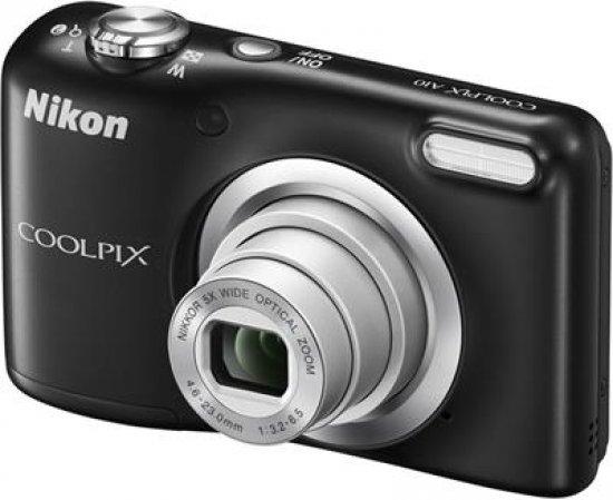 Nikon COOLPIX A10 - fotoaparát 16Mpx, 5xzoom