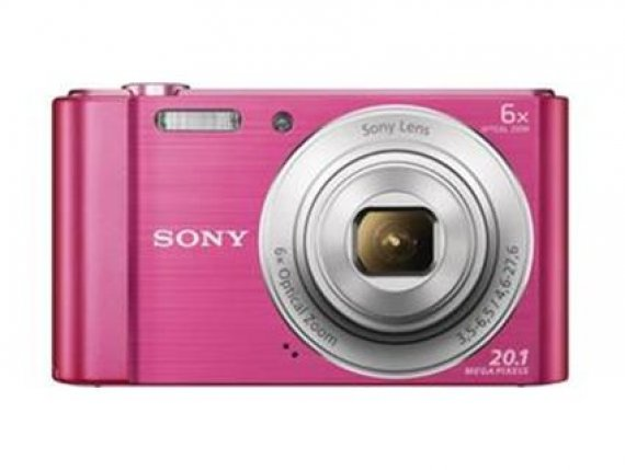 SONY DSC-W810P - fotoaparát 20,1 MP, 6x zoom