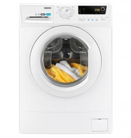 Zanussi ZWSE 7120 V - Pračka předem plněná - úzká, 5 kg, 1200ot /min, 58 dB, A++