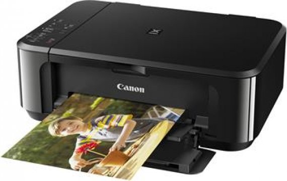 Canon PIXMA MG3650 černá - Inkoustová tiskárna multifunkční, A4