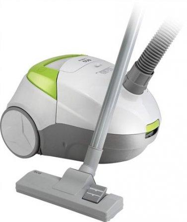 ECG VP 2122 S verde - podlahový vysavač