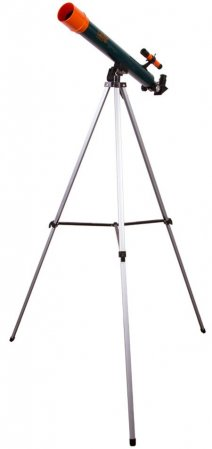 Levenhuk LabZZ T2 - Teleskop pro děti, zvětšení 100x po vybalení z krabice