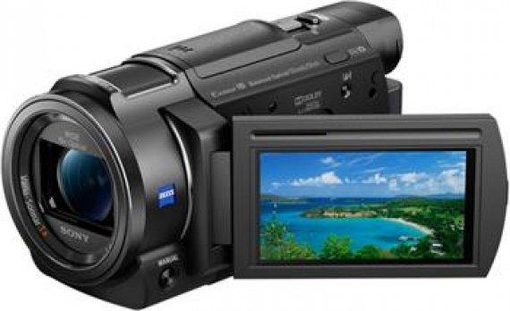 Sony FDR-AX33 UHD 4K (FHD) videokamera