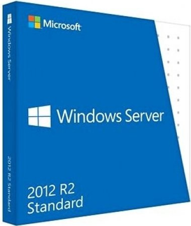 DELL MS Windows Standard 2012 R2/ OEM/ 2 VM
