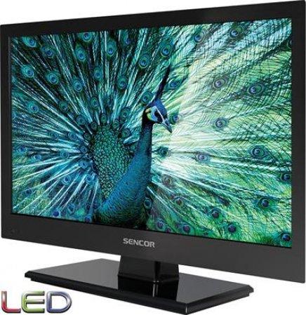 SENCOR SLE 1660M4 - LED televize, 40cm, 1366x768