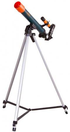 Levenhuk LabZZ T1- Teleskop pro děti, zvětšení 83x po vybalení z krabice