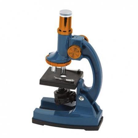Levenhuk LabZZ M1 - Mikroskop, zvětšení 100x, 200x a 300x
