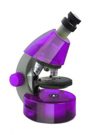 Mikroskop Levenhuk LabZZ M101 Amethyst