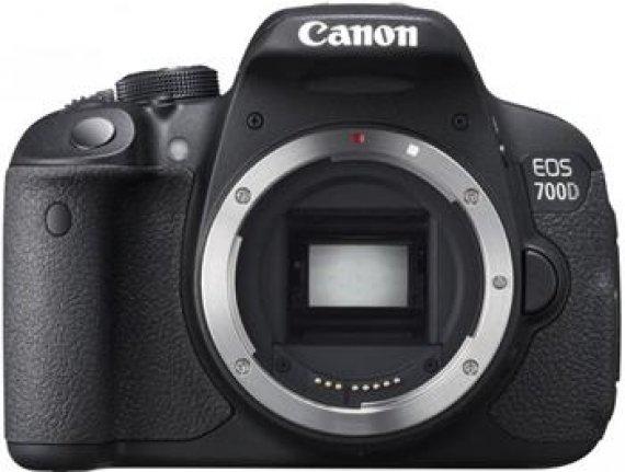 "Canon EOS 700D BODY - fotoaparát, 18 Mpx, 3"""